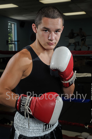 Local Boxers 8-15-2012