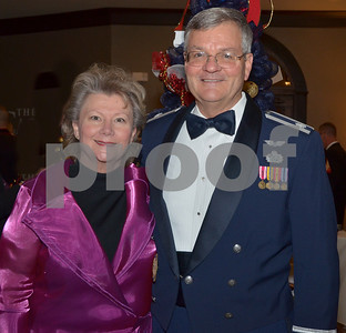 11/7/15 240th Marine Corps Birthday Ball - Toys For Tots Fundraiser by Gloria Swift