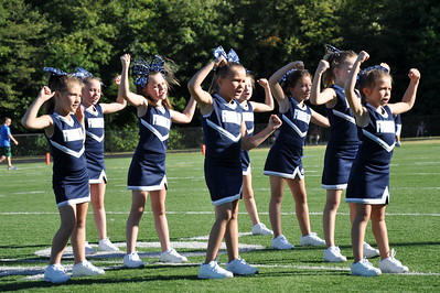 2014-09-07 - Franklin Chargers Cheer E - Taunton