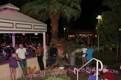 Agua Caliente Pool Party and Bikini Contest 8/24/12