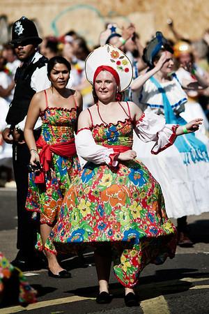 Notting Hill Carnival 2012