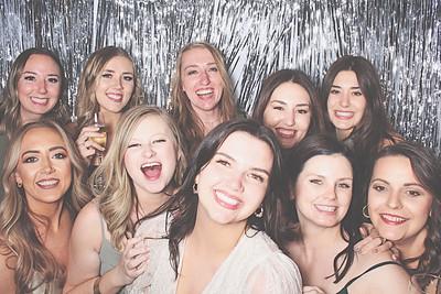 5-1-21 Atlanta The Roebuck Room Photo Booth - Fabacher Wedding - Robot Booth
