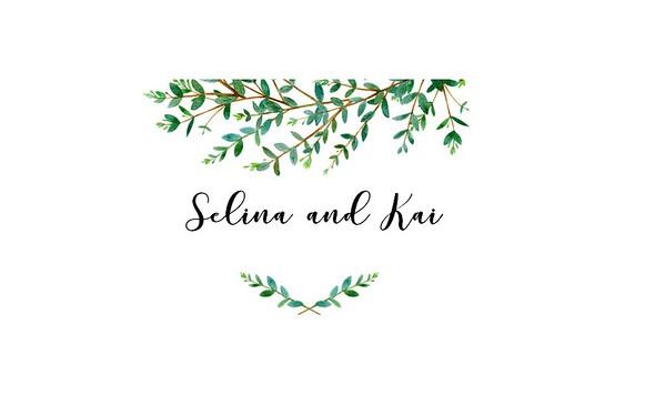 Selina and Kai
