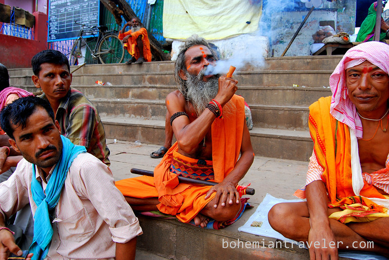 sadhu at the Varanasi ghats.jpg