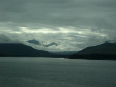 Cruising to Alaska, 2009