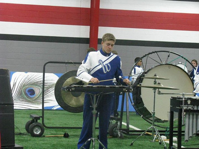 Drumline Competition - 11 Nov 2011