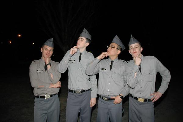Cadet Candids