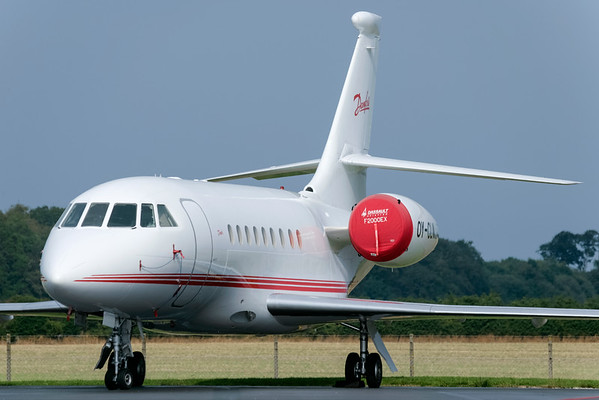 OY-CLN - Dassault Falcon 2000EX