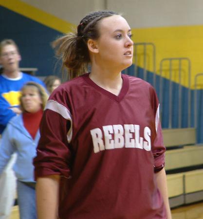 SNHS Girls Basketball vs WC 2006