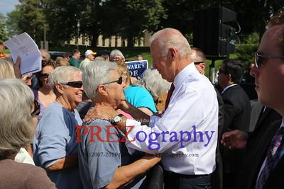 Joe Biden at Iowa Capital 2014