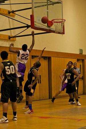 Boys' Basketball VS LPS Hayward-1/7/2013