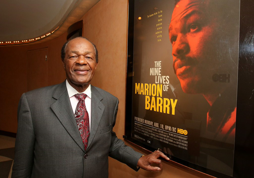 ". 8. MARION BARRY <p>Former Washington mayor had been driving wrong way LONG before Saturday�s crash. (unranked) </p><p><b><a href=""http://www.myfoxdc.com/story/26182829/marion-barry-involved-in-wrong-way-crash-in-dc\"" target=\""_blank\""> LINK </a></b> </p><p>   (Michael Loccisano/Getty Images for HBO)</p>"
