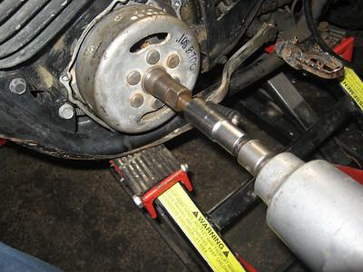 DT400C 12 volt conversion