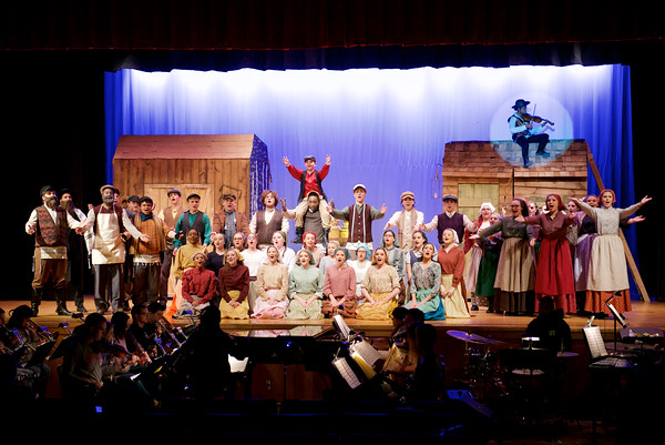 """2019 New Brighton High School """"Fiddler on the Roof"""""""