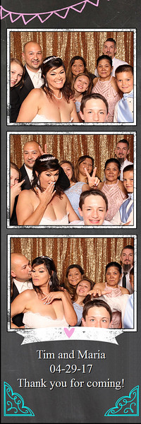 Tim and Maria's Photobooth