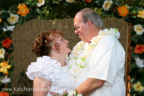 Williford's 20 year Wedding  Vow Renewal