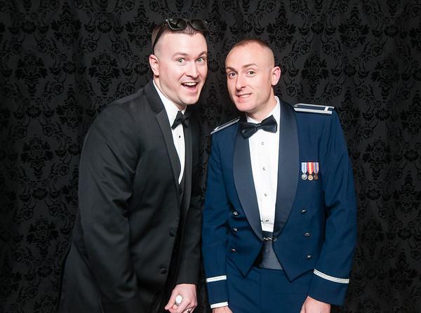 Jarad and Matt - Fort McNair Wedding