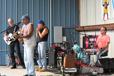 Rodger Montgomery Blues Band at Voodoo Brewery