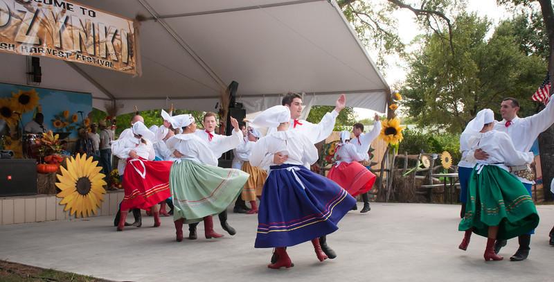 2013 Houston Dozynki Polish Harvest Festival
