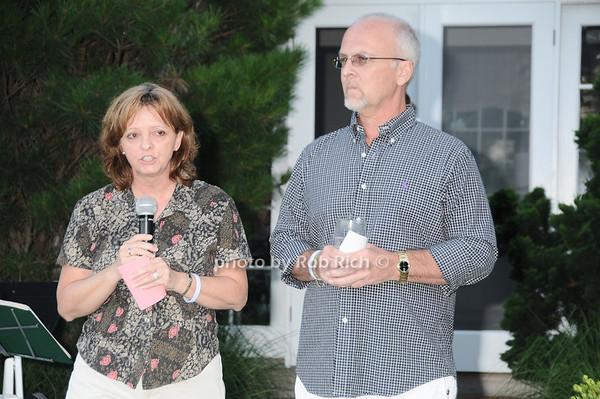 Elizabeth Jones, Wayne Jones photo by Rob Rich © 2010 robwayne1@aol.com 516-676-3939