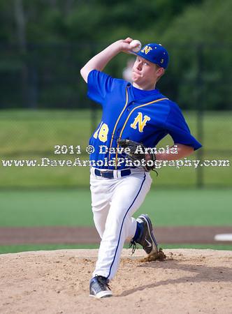 6/4/2011 - MIAA D1 South Preliminary Round - VarsityBaseball - Norwood vs Xaverian