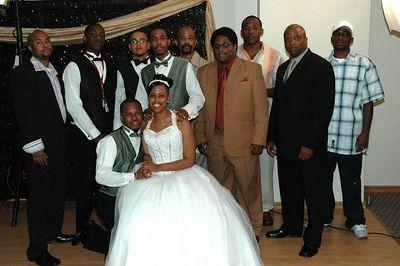 Adams & Hollaway Wedding July 2005