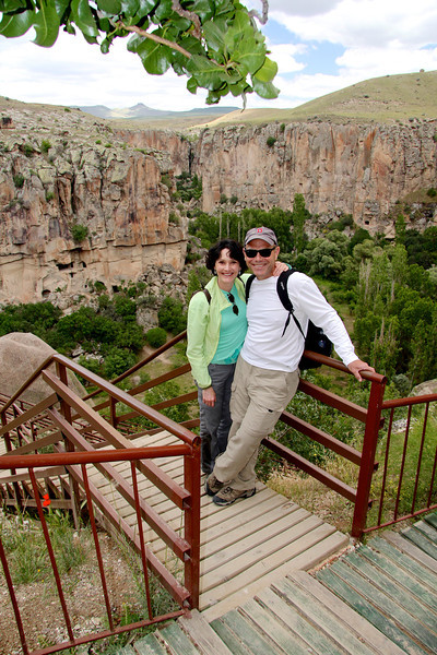 Ihlara Valley - Central Anatolia, Turkey
