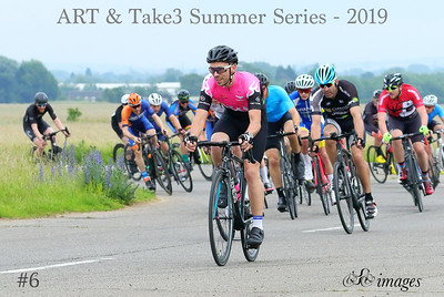 ART & Take3 2019 Summer Series # 6