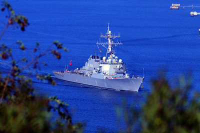 USS Higgins DDG-76