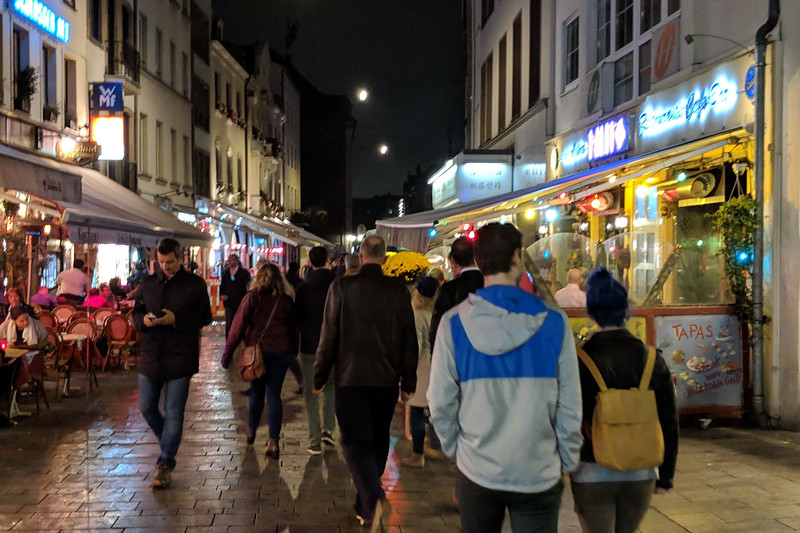 Alstat in Dusseldorf
