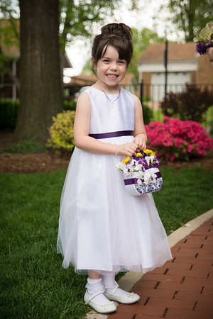 Brittany and Ben's Wedding - May 11, 2013