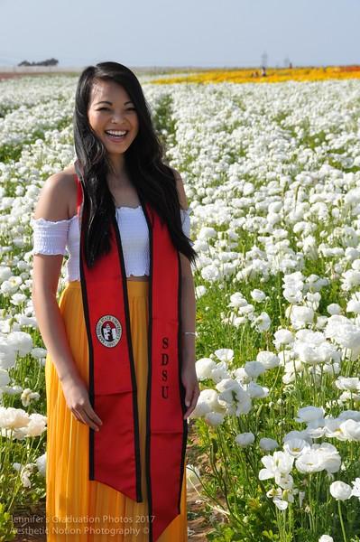 Jennifer's Graduation Photos