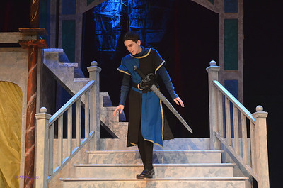 Dress Rehearsal Hamlet -2-29-12 Mr O'Connor