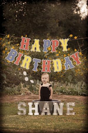 Shane Cox 1 Year