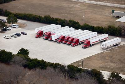 CR England Premier truck school Dallas, TX