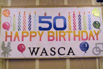 2009 50th Happy Birthday WASCA