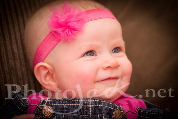 Hayden, 5 months