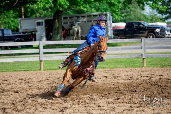 04. Pole Bending Pony, Jr. Rider