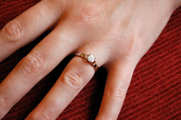 Claire's Engagement Ring