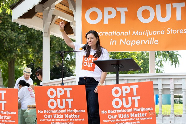 Opt Out Rally IVY LIU  Aug 31, 2019, part 2