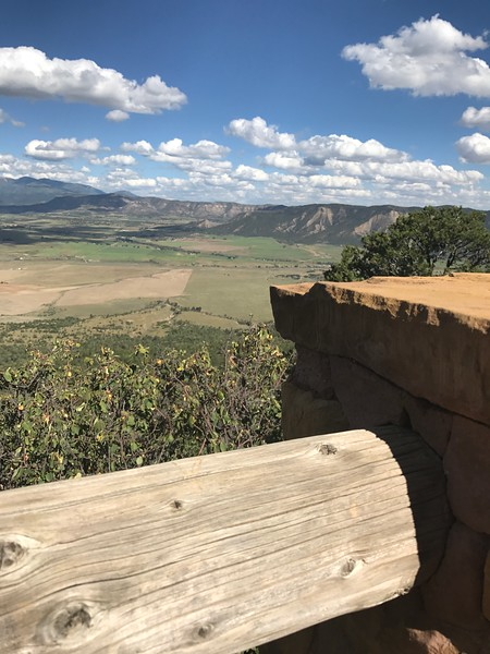 2017-09-15  Mancos Valley Overlook, Mesa Verde National Park, Colorado