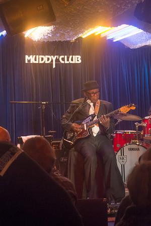 Wes Mackey and Band