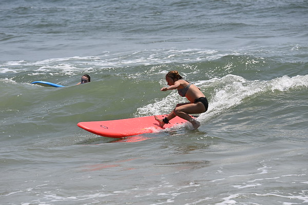 2021 Family - 07-21-2021 - Ava and Tess Surfing