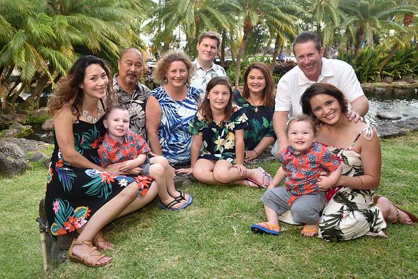 Thomas Family  6-26-18