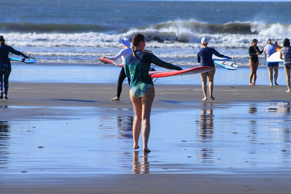 El Salvador Surfing Retreat