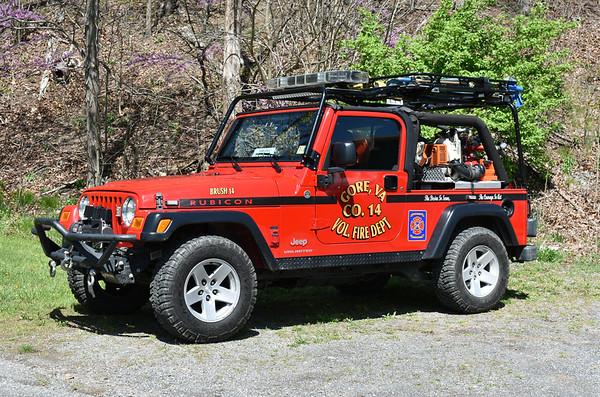 Company 14 - Gore Fire Department