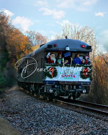 2018 Santa Train
