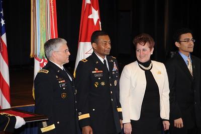 3-11-2010 General Bostick Promotion