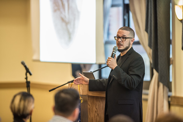 Shaun King Lecture, Sept. 2018