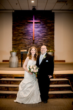 Mr & Mrs Church Formal